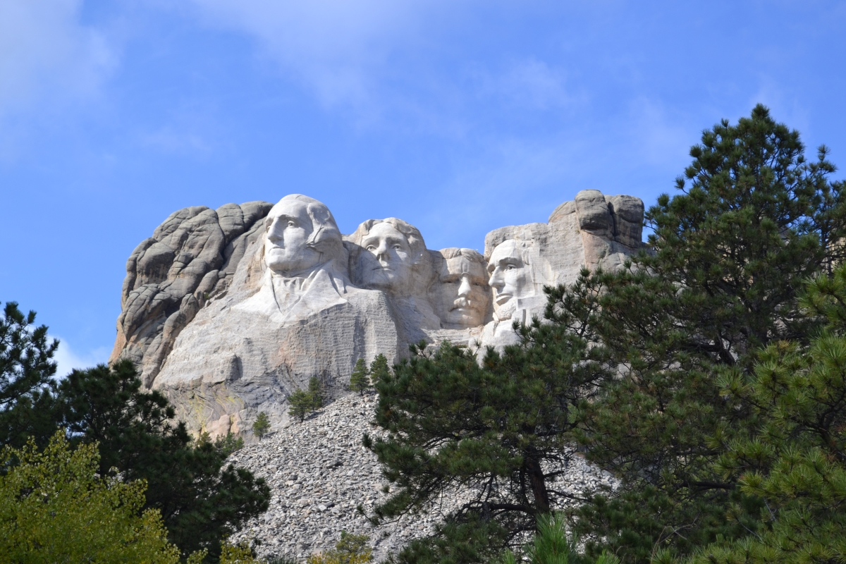 Amazing Mount Rushmore
