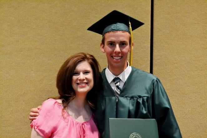 DA Graduation -AuntValerie