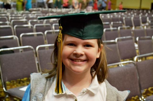 DA Graduation - Laci
