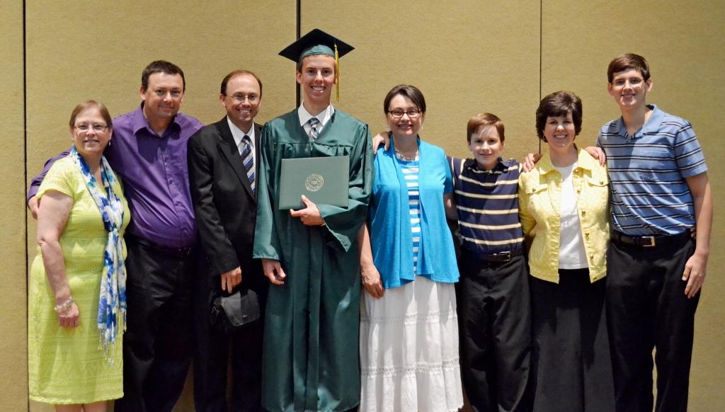 DA Graduation PledgersEight