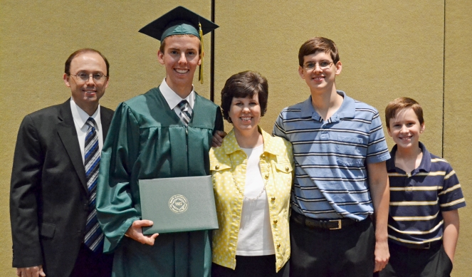 DA Graduation - PledgersFive(2)