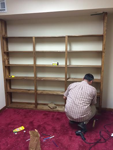 Terry-shelves