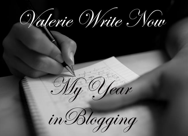blogging year