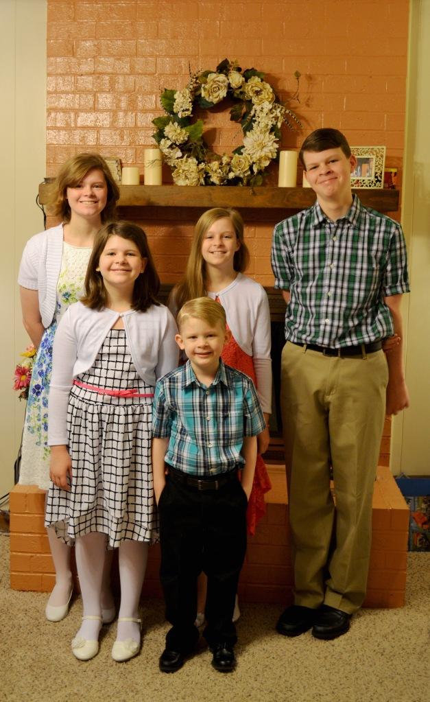 Kids-Easter