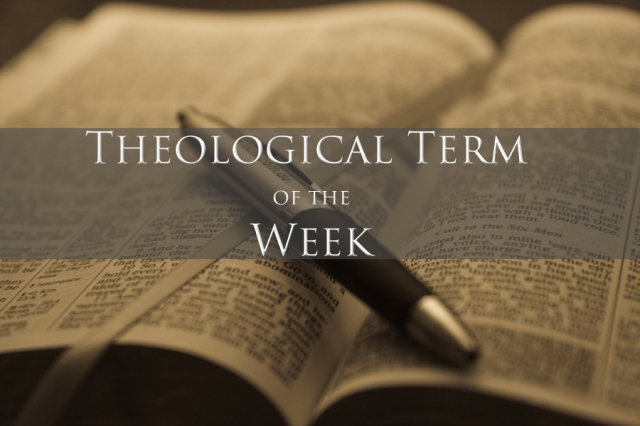 Theological Terms