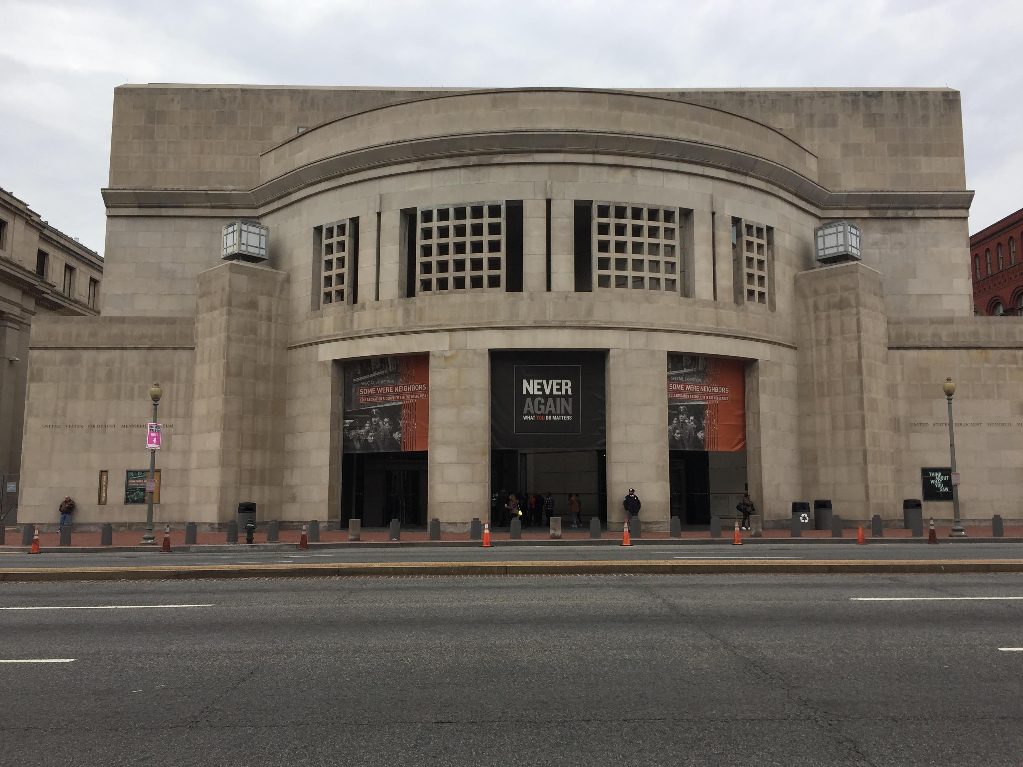 The United States Holocaust Memorial Museum – Valerie ...